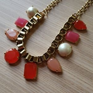 Jeweled Accent Necklace